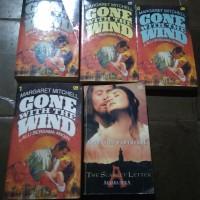 novel gone with the wind dan Scarlett letter