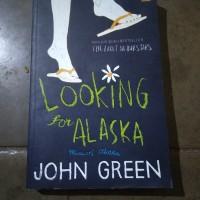 novel looking for alaska