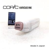 Copic Various Ink / Copic Refill E71 ( CVI )