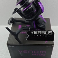 Reel spinning versus venom 4000