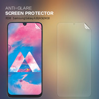 Screen Protector Samsung Galaxy M30 Nillkin Whole Pack - Matte