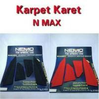 karpet pijakan karet import Nemo Yamaha Nmax