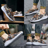 MEN Sneakers Fashion Korea Shoes FLS-BT05@