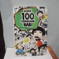 Komik 100 Kebiasaan Nabi