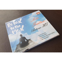 CD RELAX TO THE MAX Oleh Antono HT