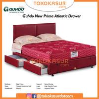 Guhdo New Prima Atlantic Drawer 180x200 Komplit Set