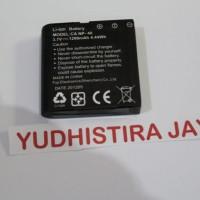 Baterai Fujifilm NP-40 Original