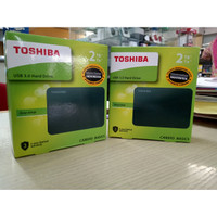 Harddisk External TOSHIBA Canvio Basic 3.0 Portable 2TB