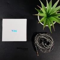 Kabel TRN 8 Core Upgrade Silver Plated Cable Earphone KZ ZSN CCA TFZ