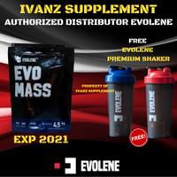 Evolene Evo Mass EvoMass 4500 Gram Gr 4500gr 4.5kg 10lbs 10 lbs