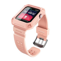 Case and Wristband Apple Watch 4 44mm Supcase UB Pro Original - Pink