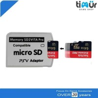 SD2VITA PRO CONVERTER ADAPTER MC MEMORY CARD MICRO SD PSVITA