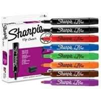 SHARPIE FLIP CHART - ISI 8 PCS