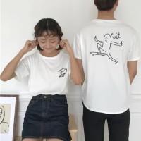 Casual T-Shirt Harajuku Kawaii Cartoon Fashion Top / Kaos