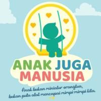BUKU PARENTING MURAH ANAK JUGA MANUSIA