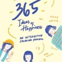 BUKU BIMBEL MURAH 365 IDEAS OF HAPPINESS HC
