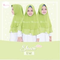 Khimar Anak Shasi Kids KIWI by Maura Hijab Ceruti Babydoll