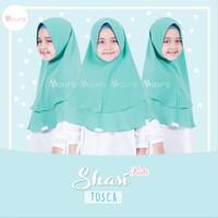 Khimar Anak Shasi Kids TOSCA by Maura Hijab Ceruti Babydoll
