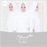 Khimar Anak Shasi Kids CRYSTAL by Maura Hijab Ceruti Babydoll
