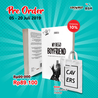 Novel MY BEGO BOYFRIEND (Deadela)