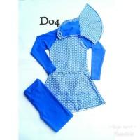 usia 8-13th baju renang anak muslimah baju renang anak smp SD hijab