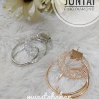 Juntai Ring Diamond