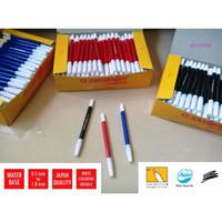 Spidol Kecil Marker Artline Standard Japan Snowman PW-1A