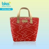 BKA Cooler Bag ASI Batik - Merah