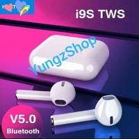 Earphone i9s TWS Headset Bluetooth Wireless Handsfree Bluetooth i9s