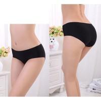 Harga pakaian dalam wanita celana brief seamless sexy nyaman bahan sutrac1 | antitipu.com