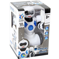 Mainan Anak Dancing Robot Putih CX-0627
