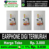 EARPHONE PALING MURAH SE INDONESIA