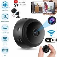 EGY Kamera Recorder WIFI HD Rechargeable dengan Sensor Gerak untuk