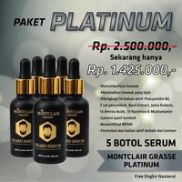 Obat Penumbuh Rambut Brewok Janggut Montclair Platinum ORIGINAL