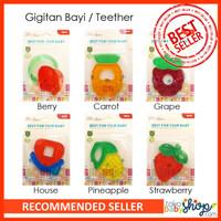 Babylove Teether / Gigitan Bayi / Teether / Mainan Bayi