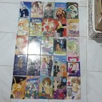 Paket Komik Serial Cantik 10 judul buku baru ORI RANDOM TIDAK BS PILIH