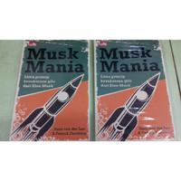 Musk Mania - Hans van der Loo & Patrick Davidson