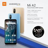 Xiaomi Mi A2 4/64GB Garansi Resmi TAM Android One Snapdragon 660