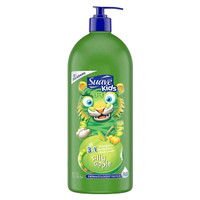 Suave Kids 3in1 Shampoo Conditioner Body Wash 1.18L -Silly Apple BESAR