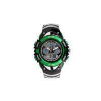 Jam tangan digital anak laki laki anti air 50M HIJAU Kece Modern MURAH