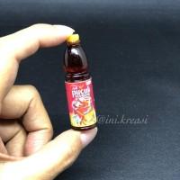 Magnet Kulkas Miniatur Teh pucuk