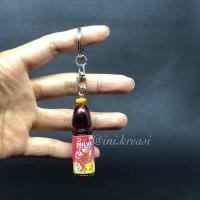 Gantungan Kunci Miniatur Teh Pucuk