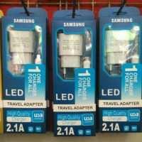 Charger Android Samsung LED 2.1A