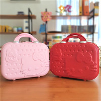 Tas Kosmetik / Tas multifungsi Travel Organizer Karakter Hello Kitty