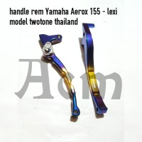 Handle handel Yamaha Aerox 155 - Lexi two tone thailand