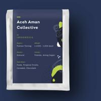 Three Folks - Aceh Aman 200gr Specialty Arabica