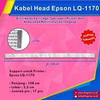 Kabel Flexible Print Head Epson LQ1170 LQ2070 LQ2080 LQ2090 LQ-2090