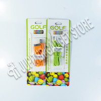 Kabel Data Golf Rainbow Lightning iPhone 4 3ft - ORI