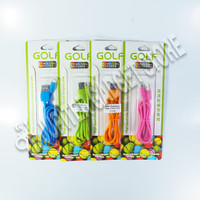 Kabel Data Golf Rainbow Lightning 3ft - ORI
