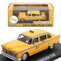 Greenlight 1/43 Taxi Driver 1975 Checker Taxi